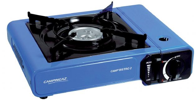Campingaz  Camp' Bistro 2 Portable Stove, Camping Fishing Cooking Cooker Stove - Grasshopper Leisure
